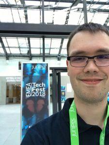 Christian Scholz - Tech Fest 2018